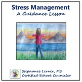 Stress Management Guidance Lesson