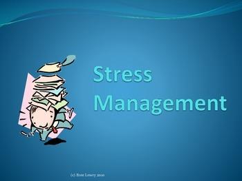 Stress Management - Presentation