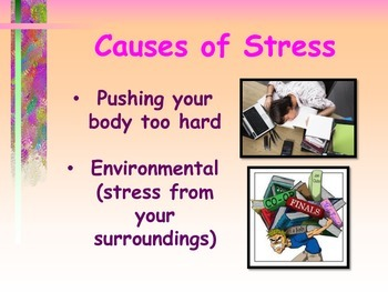 Life Skills: Stress Management Strategies PowerPoint ...