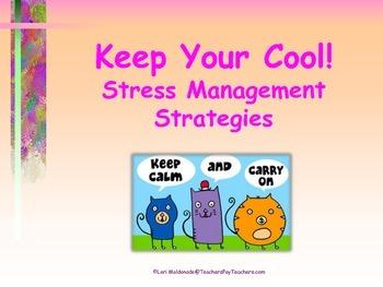 Life Skills: Stress Management Strategies PowerPoint Presentation