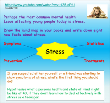 Stress: Mental Health Stress