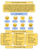 Stress Meter (Recognizing Your Stress Level, Social-Emotional)
