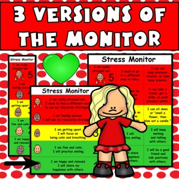 Stress Management Monitor: Teach How to Cope, Autism, Aspergers, ADHD, ADD