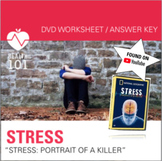 Stress: Portrait of a Killer - Movie Guide: Worksheet & Answer KEY!