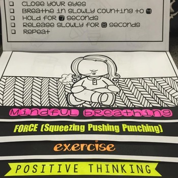 Stress Reduction Flipbook