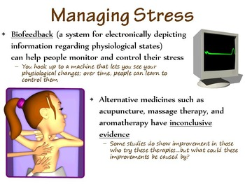 Stress and Health PowerPoint