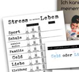 Stress in meinem Leben (German)