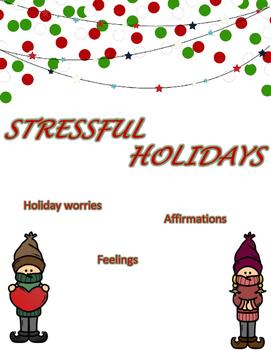 Stressed Elf