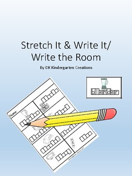 Stretch It and Write It