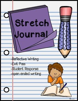 Stretch Journal, Writing Response, AVID