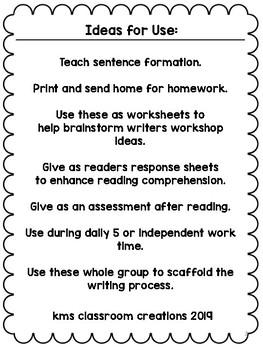 Stretch Sentences!