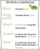 Stretch a Sentence Activity Pack