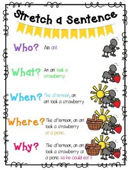 Stretch a Sentence Unit