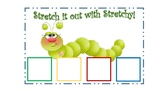 Stretch it Out with Stretchy! (Elkonin Boxes)