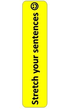 Stretch your sentences