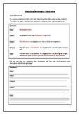 Stretching Descriptive Sentences Worksheet