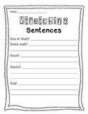 Stretching Sentences