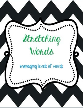 Stretching Word Choice Levels