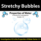 Stretchy Bubbles - Properties of Water Investigation #3