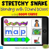 Stretchy Snake: Blending with Sound Boxes using Boom Cards