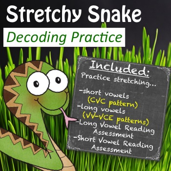 Stretchy Snake Decoding Practice