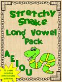 Stretchy Snake Long Vowel Pack