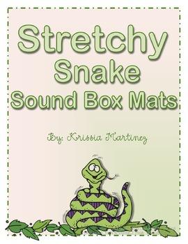 Stretchy Snake Sound Box Mats