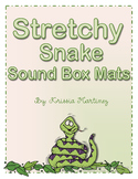 Stretchy Snake Sound Box Mats