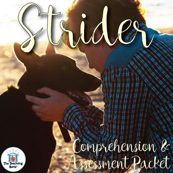 Strider Comprehension and Assessment Bundle