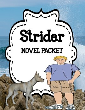 Strider  by Beverly Cleary - Comprehension and Vocabulary Unit