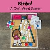 Strike - A CVC Word Game