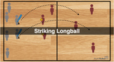 Striking Longball - PhysEd Activity Pack (including video animation explanation)