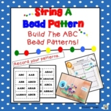 String A Bead Pattern-Build AB Patterns
