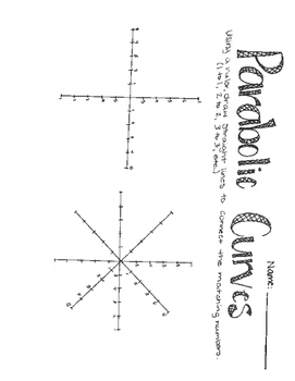 String Art Worksheet