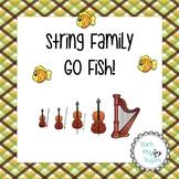 String Family Matching Game