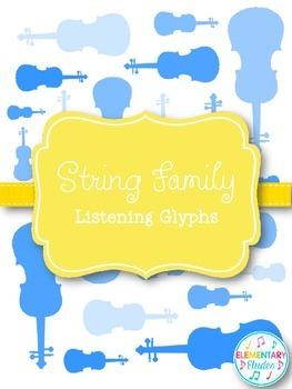 String Family Listening Glyphs