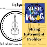 String Instrument Profiles