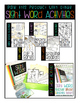 String Matching Board Sight Word Activities- For Special Education