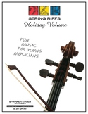 String Riffs Holiday Volume