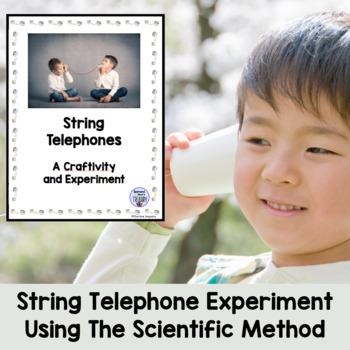 String Telephone Worksheet | Teachers Pay Teachers