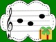 String the Lights! A game to reveiw notes on the Treble and Bass Clef
