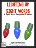 Lighting Up Sight Words!