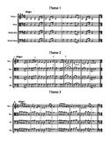 Strings Mystery Themes