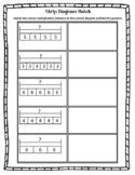 Strip Diagram Match Multiplication