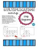 Strip Diagram Multiplication - Dice Game