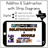 Strip Diagrams Addition and Subtraction Word Problems