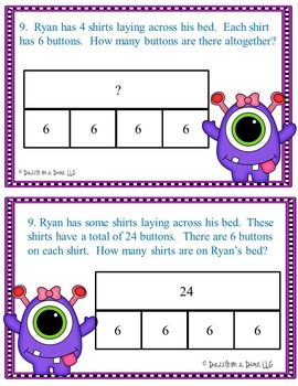 Strip Diagrams Multiplication