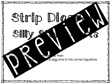 Strip Diagrams: Silly Story Sort