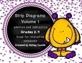 Strip Diagrams: Volume 1