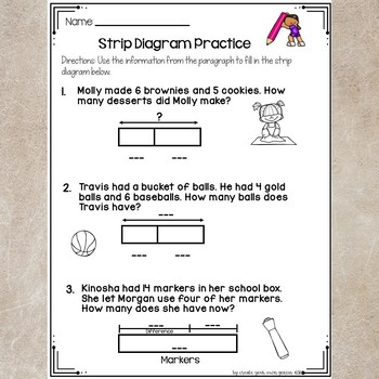 Strip Diagrams for Beginners